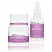 Wrinkle Revenge Anti-Aging Trio with Serum