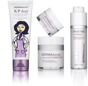 DERMAdoctor products