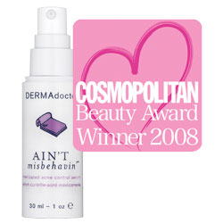 Cosmo Award - Ain't Misbehavin' Serum