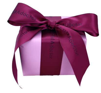 DERMAdoctor Gift Wrapping