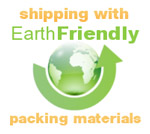Earth Friendly Packing Materials