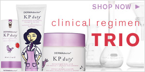 Keratosis Pilaris clinical regimen trio
