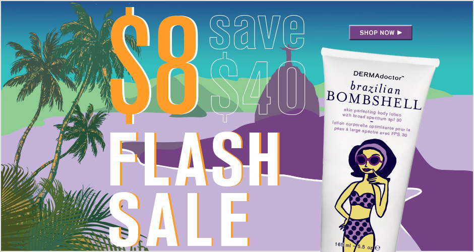 Brazilian Bombshell Flash Sale