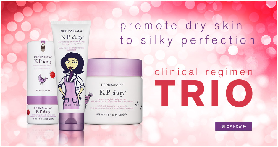 DERMAdoctor KP Trio