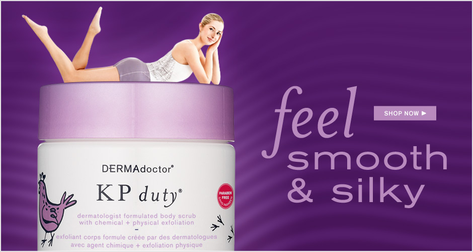 KP Duty body scrub