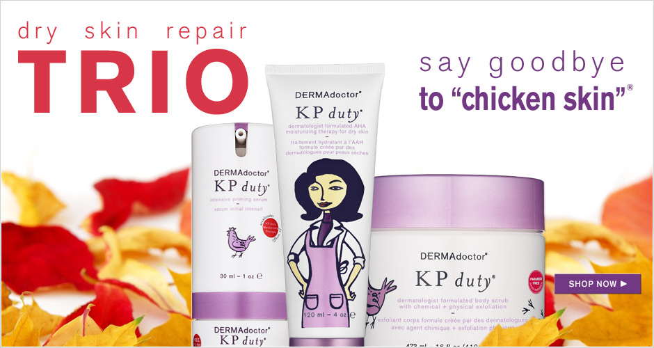 KP Duty Dry Skin Repair Trio