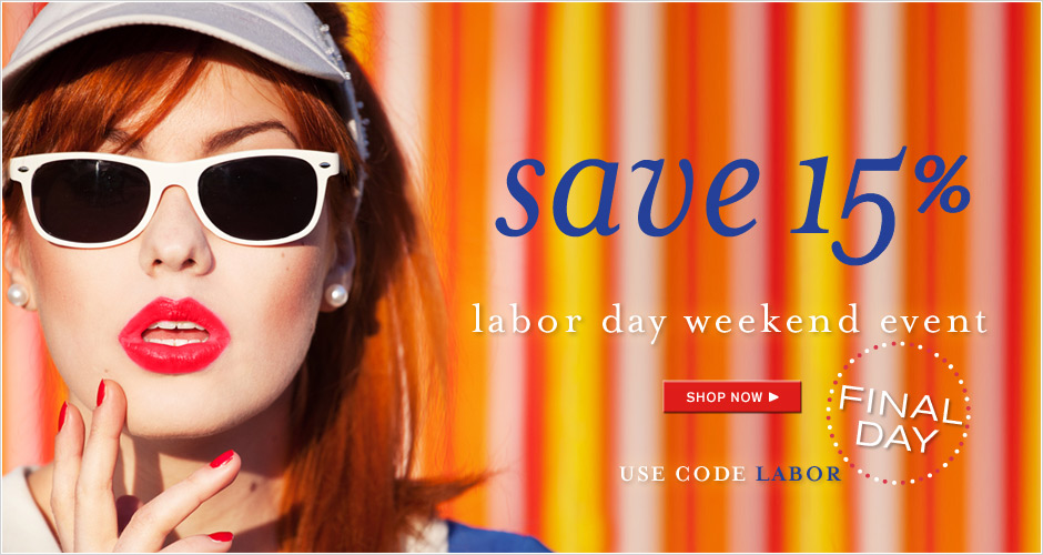 DERMAdoctor Labor Day Event Save 15%