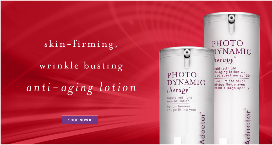 Photodynamic Therapy light anti-aging