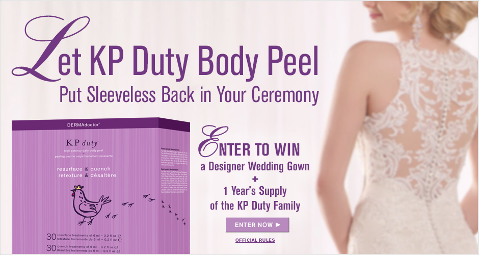 Sleeveless Sweepstakes