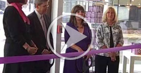 DERMAdoctor Flagship Retail Store Ribbon Cutting
