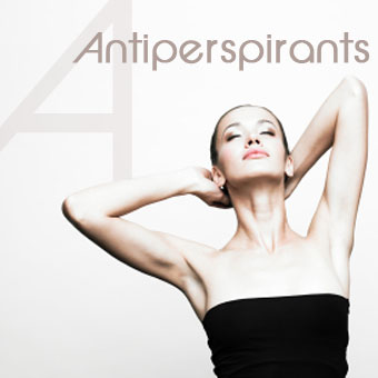 Antiperspirants