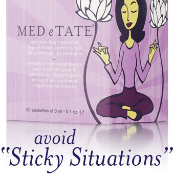 Avoid Sticky Situations
