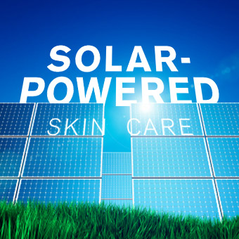 Solar Powered Skincare