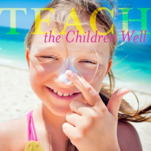 Tips for Getting Kids & Teens to Wear Sunscreen