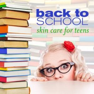 Back-to-School Acne Tips for Teens