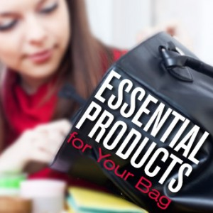 In The Bag: 5 Essential Beauty Products for Your Bag