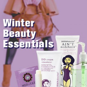 Winter Beauty Essentials