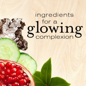 Skin Care Ingredients that Give a Glowing Complexion