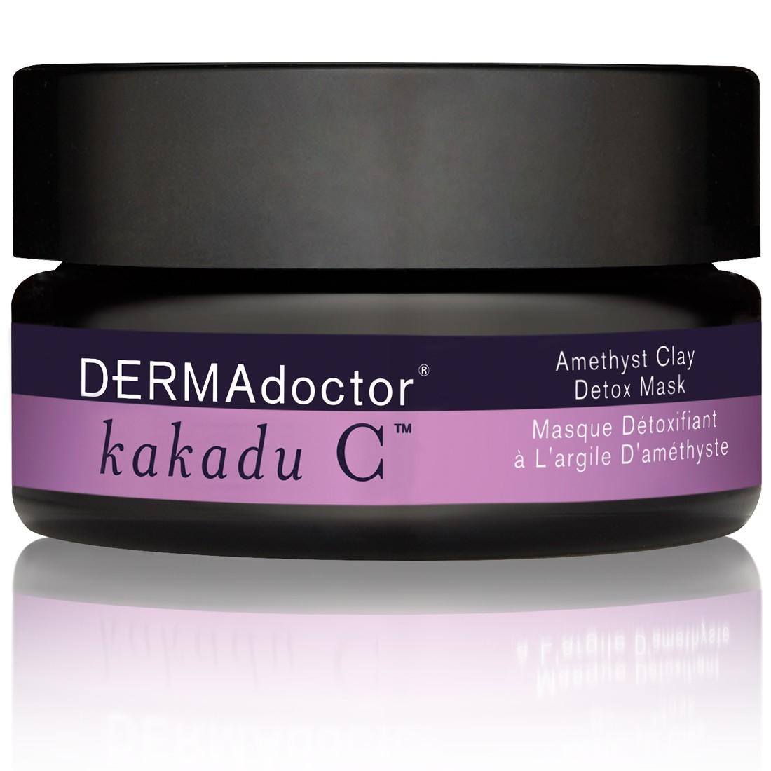 Kakadu Amethyst Clay Detox Mask by dermadoctor #6