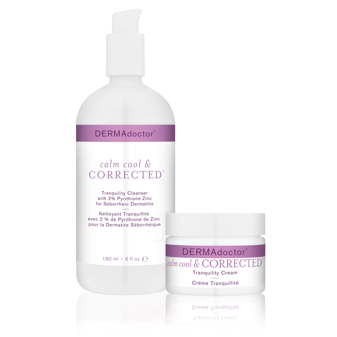 Calm Cool & Corrected Cleanser & Cream Duo