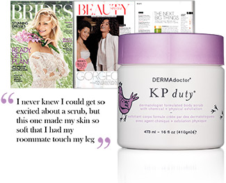 Brides Beauty Award - KP Duty Body Scrub