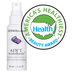Health magazine Award - Ain't Misbehavin' Serum