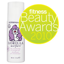 Fitness Award - Gorilla Warfare