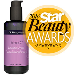 Star Beauty Award - Kakadu C Cleanser