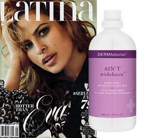 Latina Beauty Award - Ain't Misbehavin' Healthy Toner