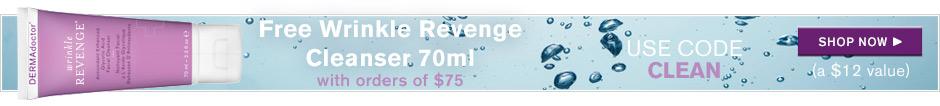 Wrinkle Revenge Cleanser Gift