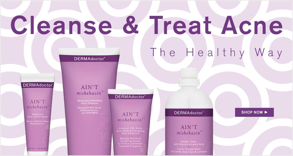 Ain't Misbehavin' Acne Therapies