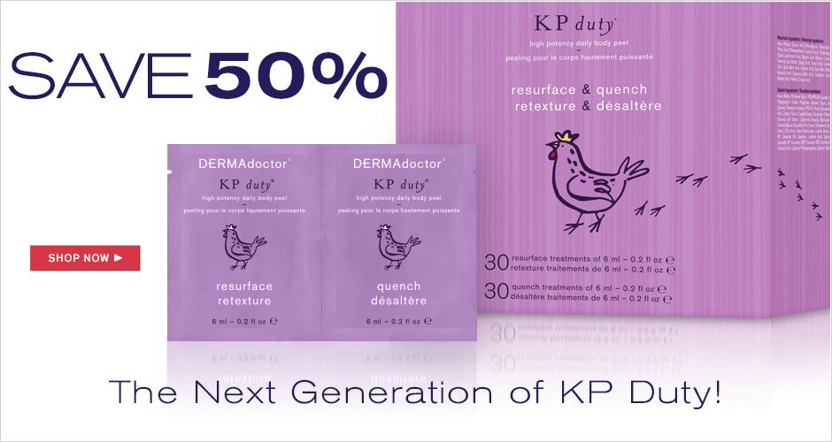 KP Duty Peel Pads