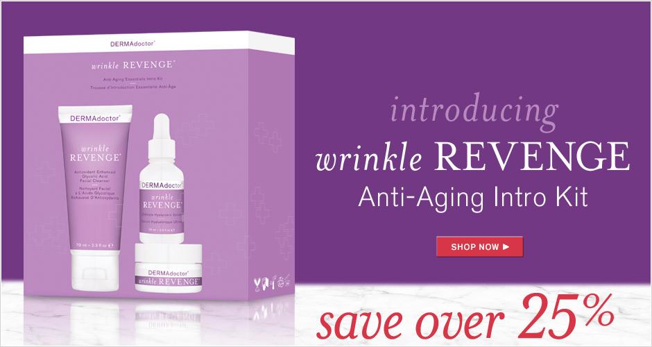 Wrinkle Revenge Anti-Aging Intro Kit