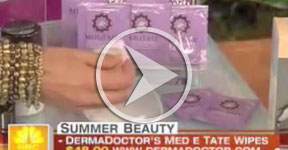 DERMAdoctor MED e TATE Featured on the Today Show