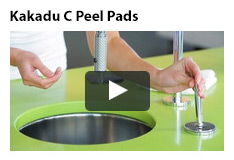 Kakadu C Peel Pads How-to Video