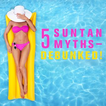 Suntan Myths