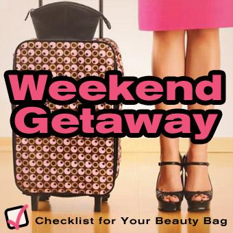 Weekend Getaway Checklist