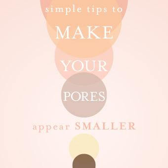 Smaller Pores