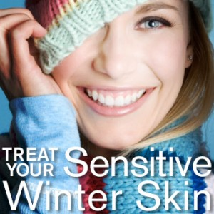 How to Treat Your Sensitive Winter Skin