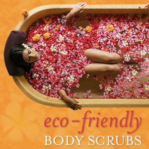 Eco-friendly Body Scrubs